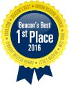 Image of Beacons Best of 2016 award