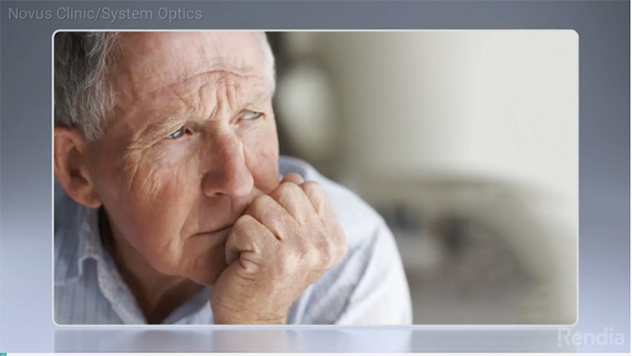 Image of older man looking to the side.