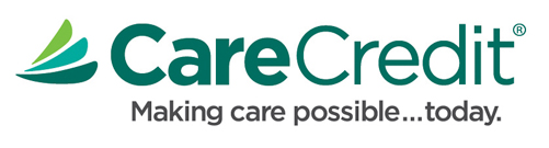 Image of Care Credit logo.