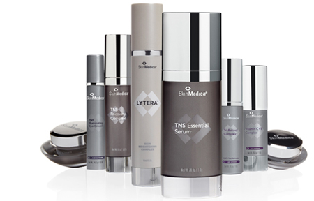 Image of SkinMedica product line