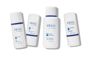 Collection of 4 Obagi products